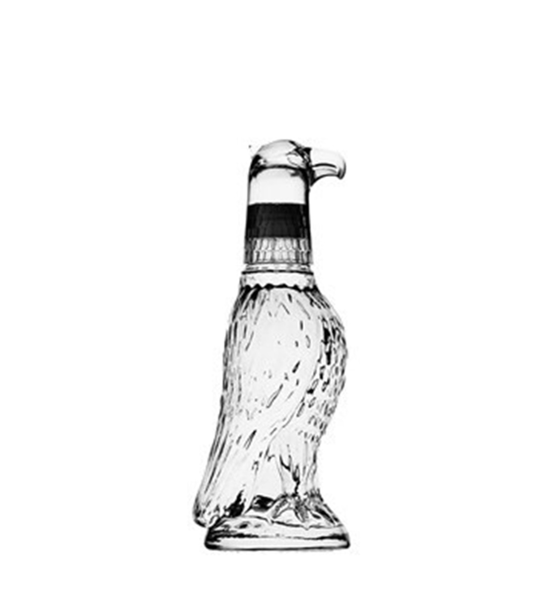 Bottiglia Uvina 75cl Vetro Trasparente Con Tappo GIOSAL