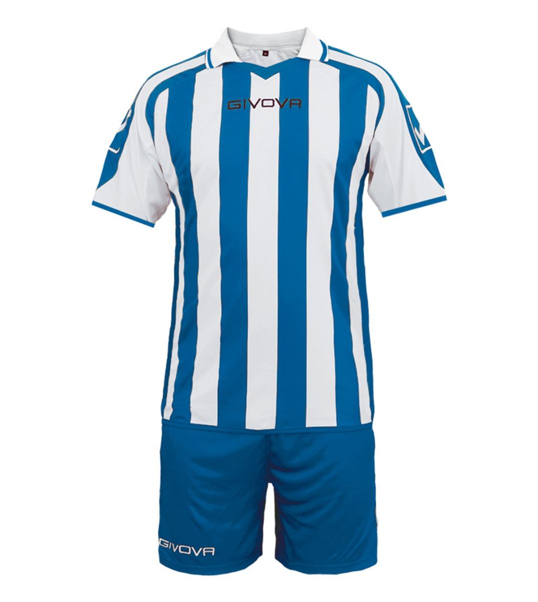 Kit Trasversal Calcio Sport GIVOVA Abbigliamento Sportivo Uomo Calcistico GIOSAL