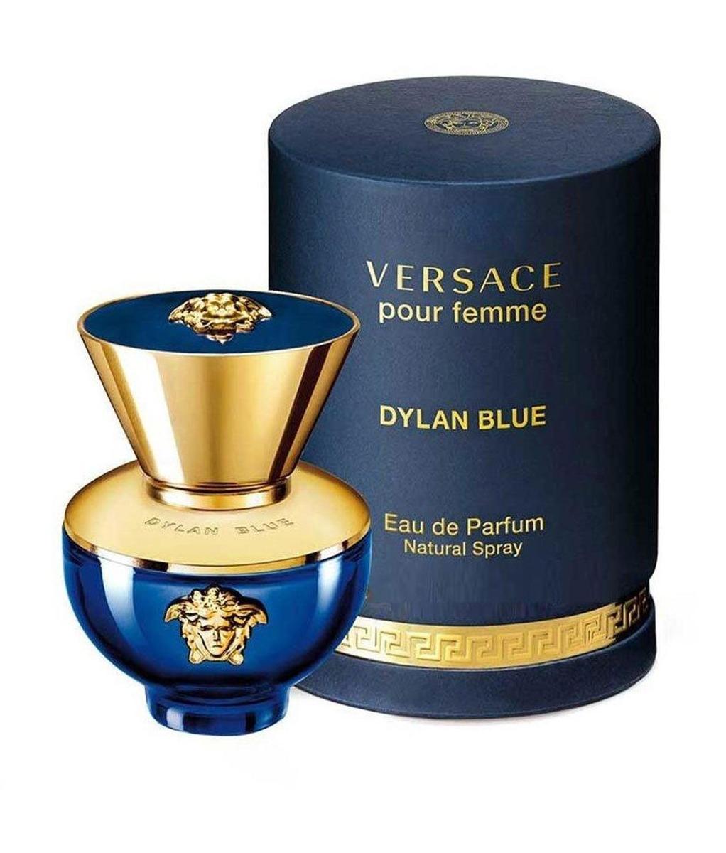 Profumo Donna Versace Dylan Blue Pour Femme Eau de Parfum 30ml GIOSAL