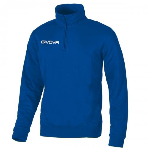 Maglia Tecnica GIVOVA Half Zip Unisex Vari Colori Sport Training Relax Comfort GIOSAL