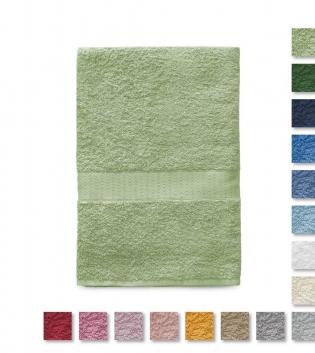 Telo Doccia Spugna Gabel Rio Tinta Unita Vari Colori 420 gr/mq Cotone GIOSAL