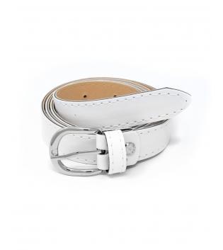 Cintura Donna Marsupio Removibile Tinta Unita Bianco Accessori GIOSAL