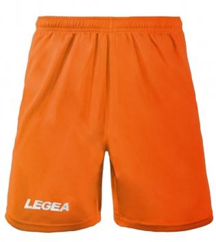 Pantaloncini LEGEA Pant Monaco Bermuda BOX 10 PEZZI Sport Uomo Bambino GIOSAL-Arancio-3XS
