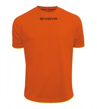 Maglia Calcio Sport GIVOVA One T-Shirt Uomo Donna Bambino Maglietta Abbigliamento Sportivo GIOSAL
