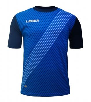 Maglia Uomo Sport Calcio Cadice LEGEA Abbigliamento Sportivo Uomo Bambino GIOSAL-Azzurro-Blu-S