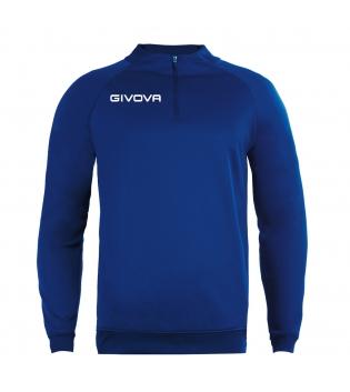 Maglia Tecnica GIVOVA Half Zip 500 Unisex Vari Colori Sport Training Relax Comfort GIOSAL