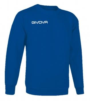 Maglia Girocollo Givova One Sport Uomo Donna Bambino Unisex Comfort Colori GIOSAL-Azzurro-3XS