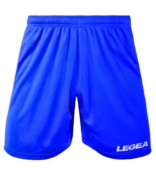 Pantaloncini LEGEA Panta Dusseldorf Bermuda Sport BOX 10 PEZZI Uomo Bambino GIOSAL-Azzurro-M