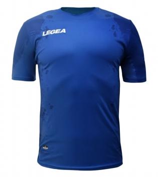 Maglia Calcio Sport LEGEA Stoccarda Abbigliamento Sportivo Uomo Bambino GIOSAL-Azzurro-S