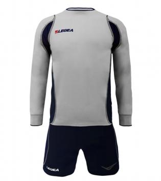 Kit Storm Winter Prepartita Training LEGEA Abbigliamento Sportivo Sport GIOSAL-Bianco-Blu-XS