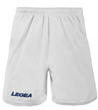 Pantaloncini LEGEA Pant Monaco Bermuda BOX 10 PEZZI Sport Uomo Bambino GIOSAL-Bianco-3XS