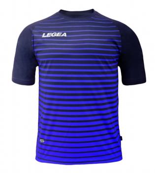 Maglia Calcio Sport LEGEA Strasburgo Abbigliamento Calcistico Sportivo GIOSAL-Blu-Azzurro-S
