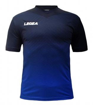 Maglia Sport Uomo Calcio LEGEA Bilbao Abbigliamento Sportivo Calcistico GIOSAL-Blu-Azzurro-XL