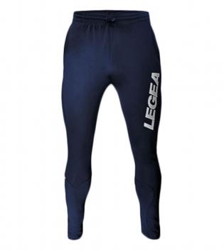 Pantalone Kansas Pockets/No Yuko LEGEA Abbigliamento Sportivo Relax Sport GIOSAL-Blu-Bianco-S