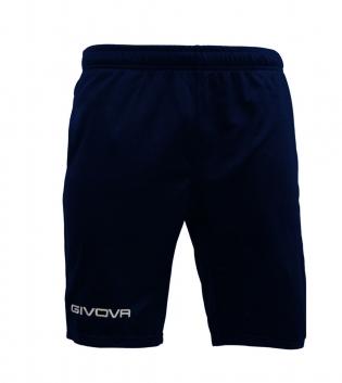 Bermuda Givova One in Polarfleece Uomo Donna Bambino Sport Pantaloncini GIOSAL