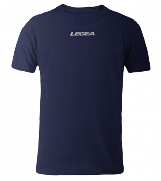 T-Shirt Basic Legea Girocollo Logo Sport Uomo Bambino BOX 10 PEZZI GIOSAL