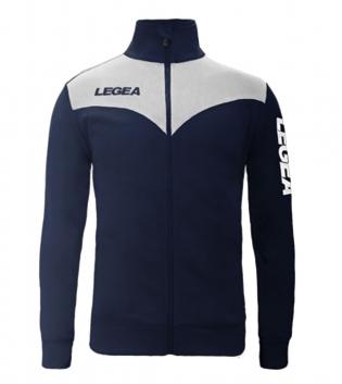 Felpa LEGEA Peru Full Zip Abbigliamento Sportivo Uomo Bambino GIOSAL
