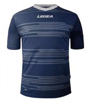 Maglia Uomo Calcio Sport Ankara Abbigliamento Sportivo Uomo Bambino Manica Corta GIOSAL-BluChiaro-Blu-XS