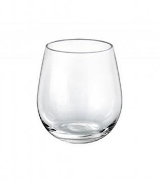 Set di Bicchieri Ducale 6 Pezzi 52cl Vetro Acqua Borgonovo GIOSAL
