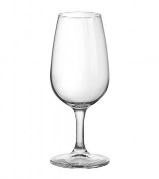 Set di Bicchieri Calice Riserva 6 Pezzi Degustazione 22cl Vetro Trasparente Bormioli Rocco GIOSAL