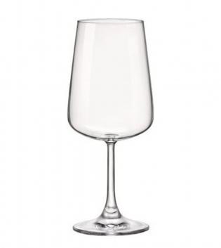 Set di Bicchieri Calice Riserva 6 Pezzi Vini Maturi 55cl Vetro Trasparente Bormioli Rocco GIOSAL