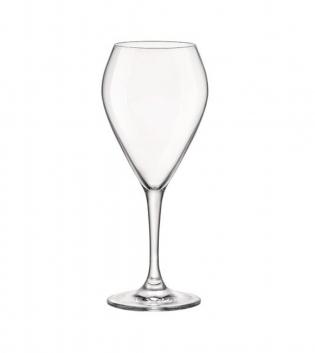 Set di Bicchieri Calice Riserva 6 Pezzi Sparkling 39cl Vetro Trasparente Bormioli Rocco GIOSAL