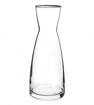 Caraffa Ypsilon 25cl 50cl 100cl Bottiglia Vetro Trasparente Bormioli Rocco GIOSAL