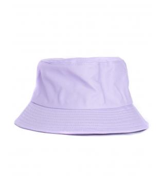 Cappello Unisex Pescatore Tinta Unita Lilla Casual Cap GIOSAL