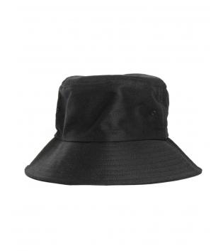 Cappello Unisex Pescatore Tinta Unita Nero Casual Cap GIOSAL