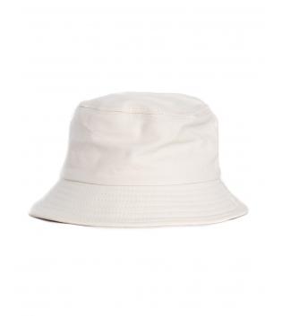 Cappello Unisex Pescatore Tinta Unita Bianco Casual Cap GIOSAL