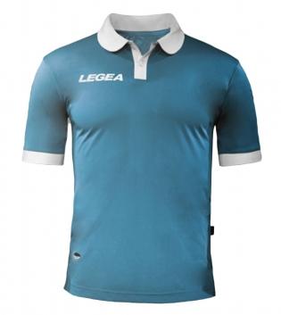 Maglia Uomo LEGEA Calcio Abbigliamento Sportivo Vintage Gold Uomo Bambino GIOSAL-Celeste-Bianco-M
