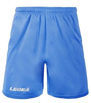 Pantaloncini LEGEA Pant Monaco Bermuda BOX 10 PEZZI Sport Uomo Bambino GIOSAL-Celeste-3XS