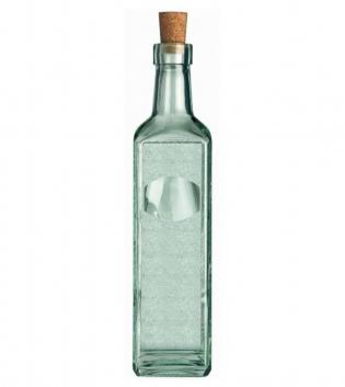 Bottiglia Eticat Country Home 50cl Vetro Verde Tappo Sughero Bormioli Rocco GIOSAL
