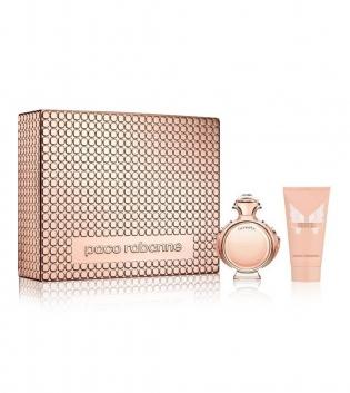 Coffret Donna Profumo Paco Rabanne Olympéa Eau de Parfum 50ml + Crema Corpo 75ml GIOSAL