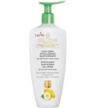 Crema Collistar Corpo Trattamento Revitalizzante 400ml Elasticizzante Body Skincare GIOSAL