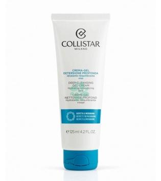 COLLISTAR Crema-Gel Detersione Profonda 125 ml Detergente Viso GIOSAL