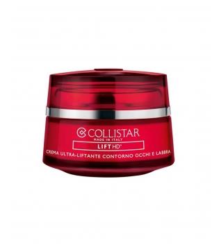 COLLISTAR Lift HD Crema Ultra-Liftante Contorno Occhi e Labbra 15 ml GIOSAL