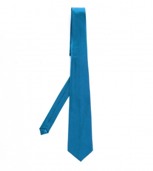 Cravatta Uomo Accessorio Elegante Tinta Unita Avion Classico Look GIOSAL