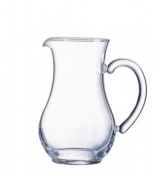 Brocca per Acqua Pichet 1,3 LT LUMINARC Vetro Bevande Caraffa GIOSAL