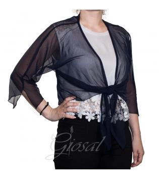 Copri spalle Donna Velato Vari Colori Stola Scialle Foulard Elegante GIOSAL