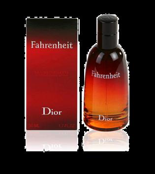 Profumo Uomo Dior Fahrenheit Eau De Toilette 50ml 100ml Maschile GIOSAL