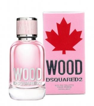 Profumo Donna Dsquared2 Wood For Her Eau de Toilette EDT GIOSAL