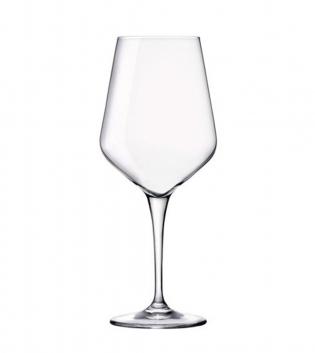 Set 6 Bicchieri Calici Premium 14 Rose' 44cl Vino Vetro Trasparente Bormioli Rocco GIOSAL