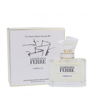 Profumo Donna Ferré Camicia 113 Eau de Parfum EDP GIOSAL