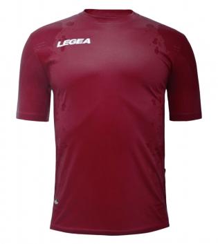 Maglia Calcio Sport LEGEA Stoccarda Abbigliamento Sportivo Uomo Bambino GIOSAL-Granata-2XS