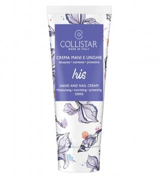 Collistar Crema Mani Unghie 50ml Iris Idratante Protettiva Nutriente GIOSAL