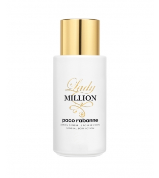 Crema Corpo Donna Paco Rabanne Lady Million Sensual Body Lotion 200 ml GIOSAL