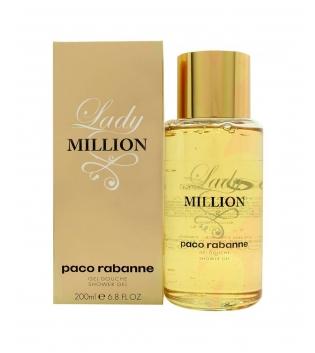 Bagnodoccia Donna Paco Rabanne Lady Million Shower Gel 200 ml GIOSAL