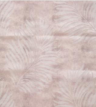 Tessuto Per Tenda Leone Rosa Foglie Palme Tendaggi Arredo Casa Pannello Telo GIOSAL