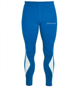 Pantalone Running GIVOVA New Long Pant Unisex Uomo Donna Sport GIOSAL